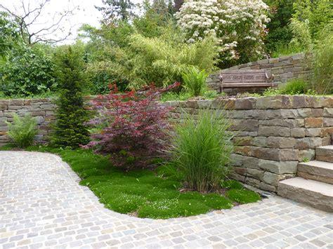 Gartengestaltung Hang