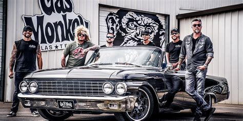 Gas Monkey Garage Tv Show Times Make Your Own Beautiful  HD Wallpapers, Images Over 1000+ [ralydesign.ml]