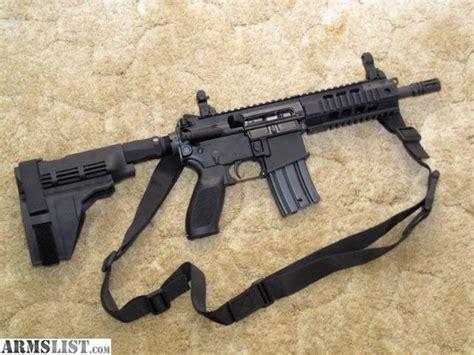 Gas Piston Ar 15 Pistol