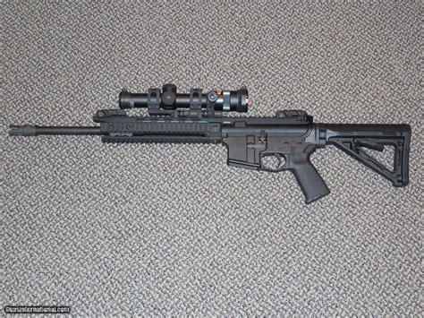 Gas Piston Rifles