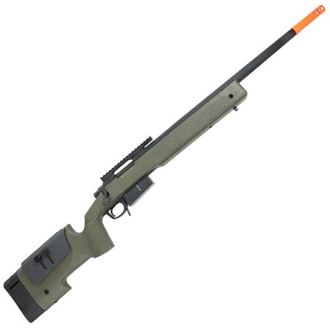 Gas Powered Bolt Action Sniper Rifle
