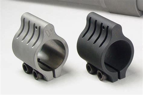 GB Clamp On Set Screw Gas Blocks - VLTOR