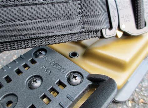 Gear Review Bladetech Competition Carry Rigs Handgun