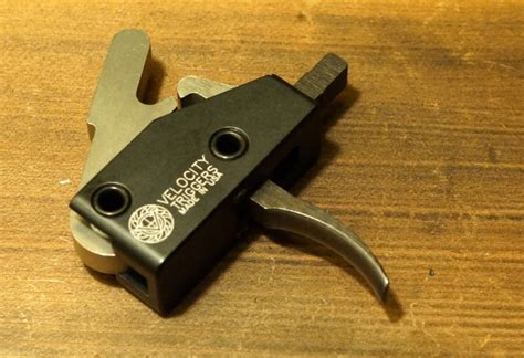Gear Review Velocity Triggers Drop-In AR-15 Trigger - The