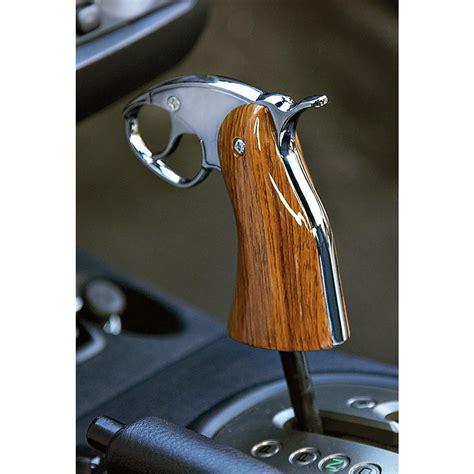 Gear Shift Knob Pistol Grip