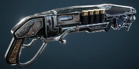 Gears Of War Shotgun