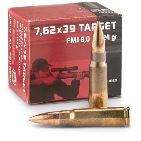 Geco 7 62x39 Ammo Review