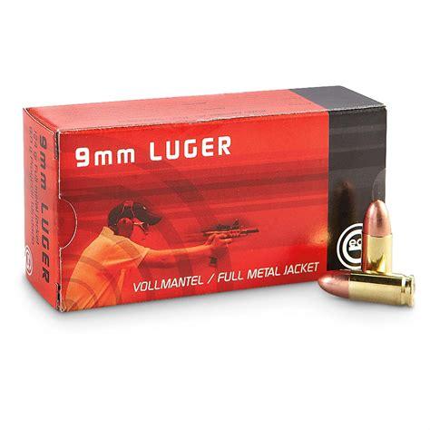 Geco 9mm 124 Grain Fmj Ammo