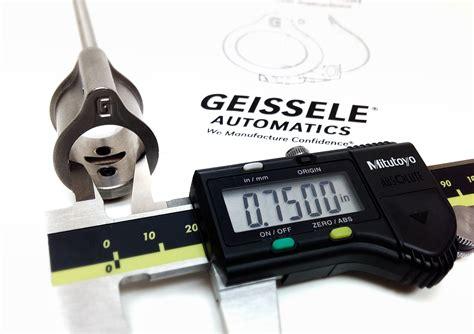 Geissele Automatics Gas Block Tools Make My Life Easier