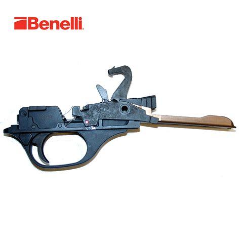 Geissele Benelli M4 Trigger And Geissele Field Knife