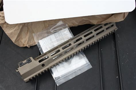 Geissele Mk16 Disassembly
