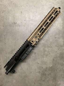 Geissele Mk8 Daniel Defense Sights