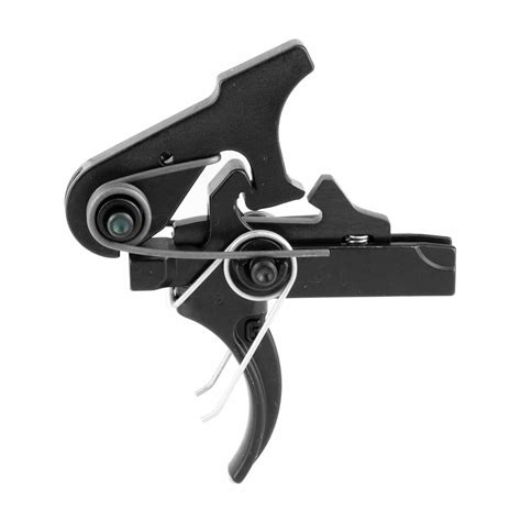 Geissele Single-Stage Precision Trigger SSP - Curved Bow