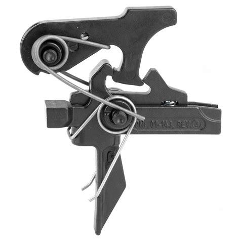 Geissele SSP Single-Stage Precision AR Trigger - M4 Curved