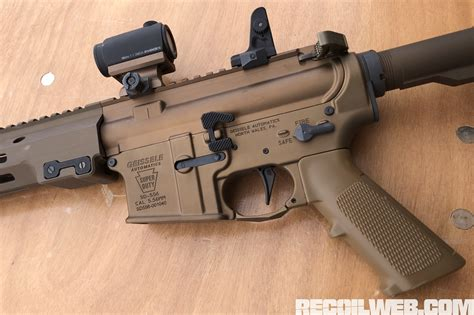 Geissele Super Duty Rifles
