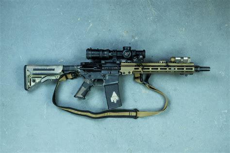 Geissele Urgi Vs Daniel Defence M4a1