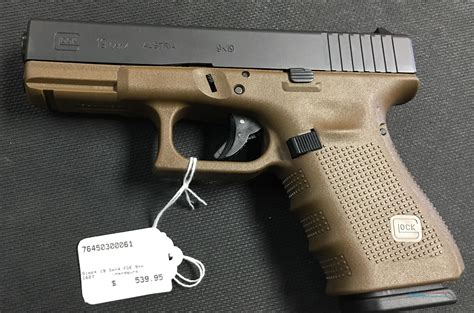 Gen 4 Glock 19 Fde Frame