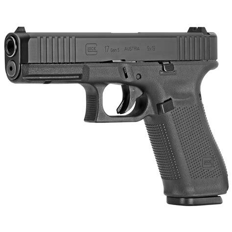 Gen 5 Glock 17 25 Yards