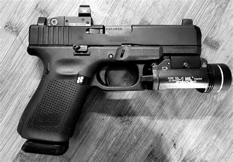 Gen 5 M3 Glock 19