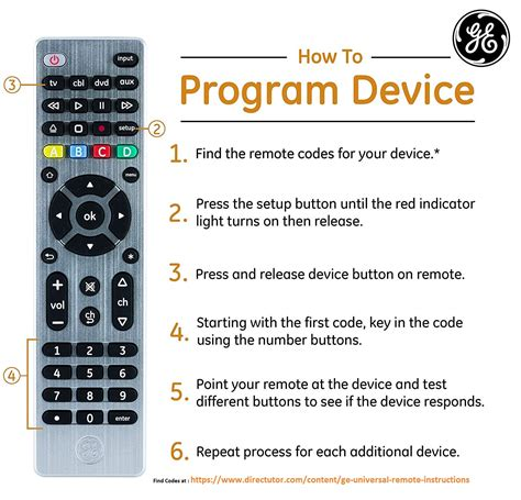 general electric universal remote codes for sanyo tv pdf manual