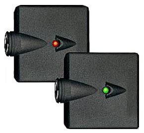 Genie Garage Door Opener Safety Beam Sensors Part Number 35048r