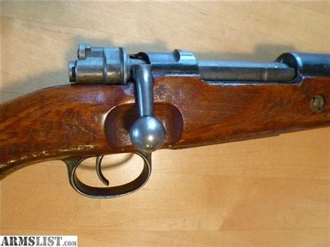 German Mauser K98 Svw Mb Number Matching Late War |