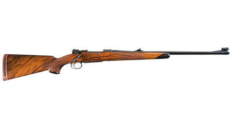 German 588 Bolt Action Rifle With Shell Catcher