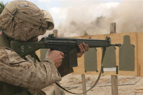 German Assault Rifle G3