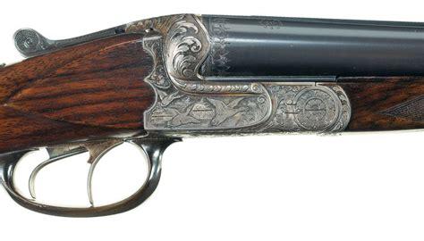 German Double Barell Shotgun Keine Klett