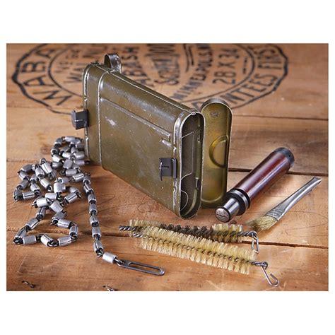 German Gun Cleaning Kit