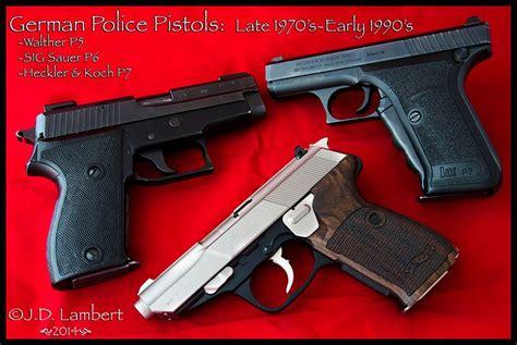 German Police Sig Sauer P5