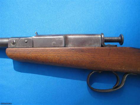 German Single Shot 22 Rifle