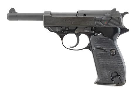 German Walther P1 9mm Pistol