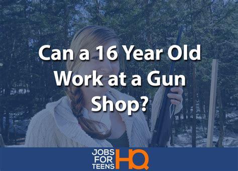 Gun-Store Get A Job At A Gun Store.