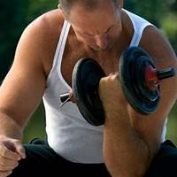 Cash back for get bigger arms in one week!