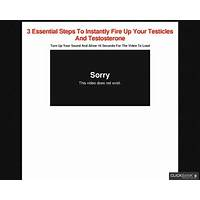 Get bigger testicles new niche coupon code
