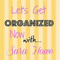 Get organized now! secret