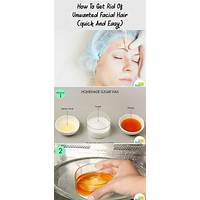 Get rid of unwanted facial hair naturally free trial