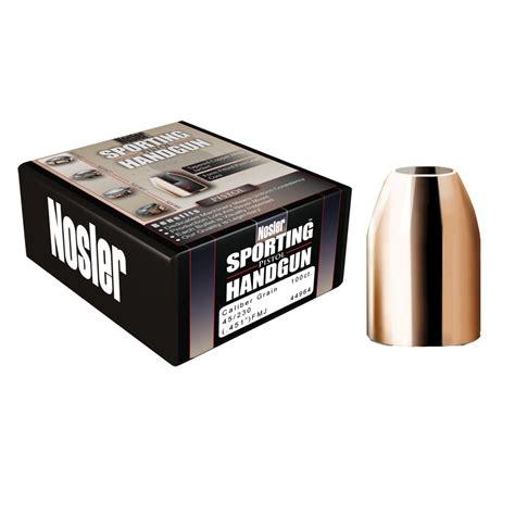 Getnosler Sporting Handgun Pistol Bullets Nosler Inc Cheap
