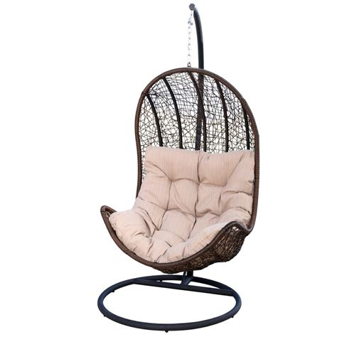 Ghazali Swing Chair with Stand