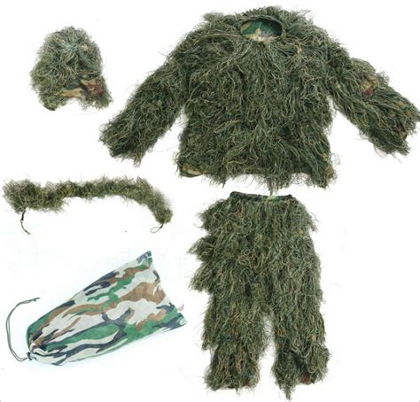 Ghillie Suits Camouflage March 2007