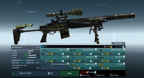 Ghost Recon Phantoms Sniper Rifle