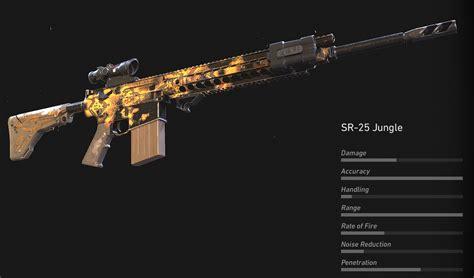 Ghost Recon Sr25 Jungle Gun