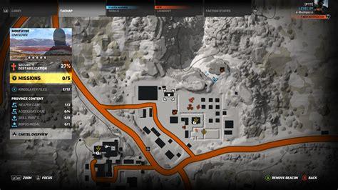 Ghost Recon Wildlands Hti Sniper Rifle Location