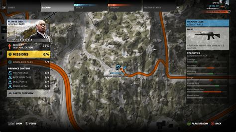 Ghost Recon Wildlands M4 Carbine