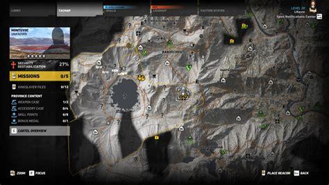 Ghost Recon Wildlands Rifle Best Sites