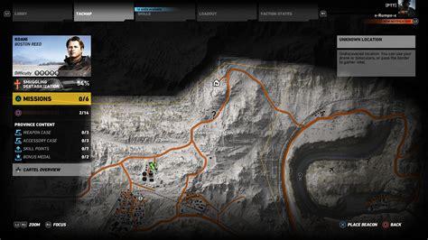 Ghost Recon Wildlands Sniper Rifle Detection Range