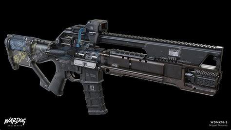 Giant Assault Rifle Fantasy