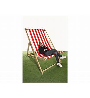 Giant Deck Chair Plans