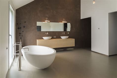 Gietvloer Badkamer Vloerverwarming 4 Voordelen Van Een Gietvloer In ...